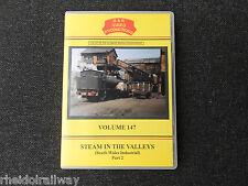 Maerdy, Tredegar, Blaenavon, Steam In The Valleys Part 2 B&R Vol 147 DVD