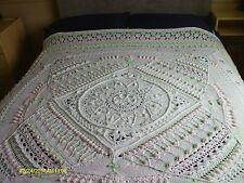 Sophie's Universe HAND Crochet letto diffusione, LANCIA, Tappetino Bambini. 175cm Square.