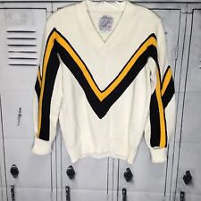 Cheerleading Uniform Vintage Cheerleader Sweater Youth Xl