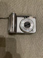 Canon PowerShot A620 7.1MP Digital Camera - Silver