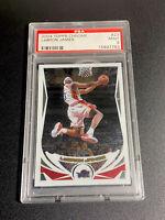 2004-05 Topps Chrome #23 LeBron James Cleveland LA Lakers Basketball Card PSA 9