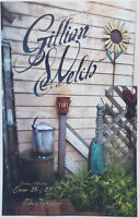 Gillian Welch Concert Poster 2002 F527 Fillmore
