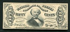 "50 FIFTY CENTS THIRD ISSUE ""SPINNER"" COUNTERFEIT DETECTOR PROOF NOTE UNC"