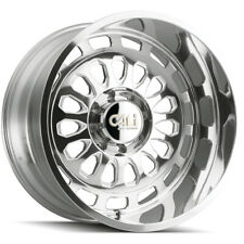 4 Cali Off Road 9113 Paradox 20x12 8x65 51mm Polished Wheels Rims 20 Inch Fits More Than One Vehicle