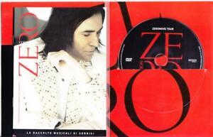 Renato Zero  - ZERONOVE TOUR -  dvd come nuovo