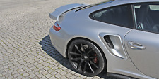 PORSCHE 997Turbo S Ram Air Scoops Ducts Air Inlet Lufteinlass MOSHAMMER