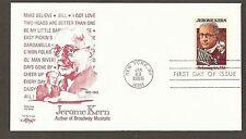 #2110 22c Jerome Kern - Artmaster FDC
