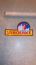 "Ancien autocollant, stickers ""Ijsboerke"""
