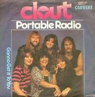 "Clout - Portable Radio (7"", Single) Vinyl Schallplatte - 6497"