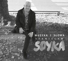 Stanisław Soyka - Muzyka i słowa Stanisław Soyka CD POLISH RELEASE