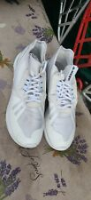 Adidas Tubular In Triple White Good Shape Nice Runners UK 11Comfortable Sneaker