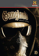 Gangland Complete Season 5 - ( dvd x 3 discs) - New Region 4