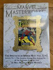 Marvel Masterworks #290 SPECTACULAR SPIDER-MAN #3 Variant HC (2020) Global Ship