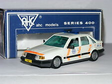 AHC Models/Pilen 442 1990 Volvo 440 Dutch Police 1/43