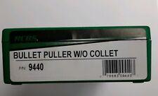 RCBS Bullet Puller w/o collet, #9440, NIB