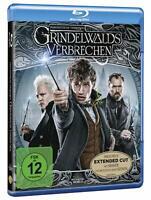 Phantastische Tierwesen: 2 Grindelwalds Verbrechen [Blu-ray/NEU/OVP] + Extended