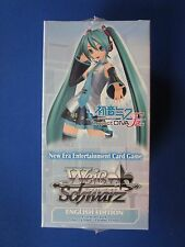 Weiss Schwarz - Hatsune Miku DIVA F 2nd (English) - Booster Box - Sealed New!