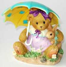 Rare! Cherished Teddies 2006 Figurine, Staci, European Release, 4004804, Nib