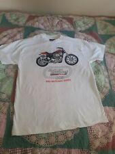 Vintage 883 Pro National Series Racing Shirt Harley Davidson Men's Large