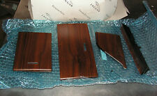 Jaguar XF Console Veneer Kit Satin Walnut Genuine Jaguar Part