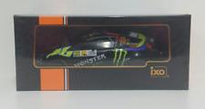 IXO 1/18 VALENTINO ROSSI MODELLINO FORD FIESTA RS WRC MONZA RALLY SHOW 2012 NEW
