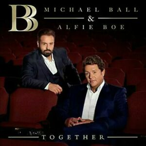 Michael Ball & Alfie Boe Together  CD Very Good Condition