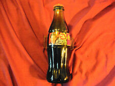 DALE EARNHARDT JR 8 oz Unopened Coke Bottle 1999 Nrmnt Condition COCA-COLA