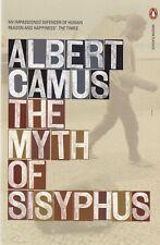Albert Camus The Myth of Sisyphus Paperback Book 9780141182001