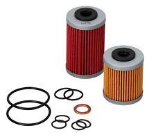 kmx24 HIFLO Kit de filtro de aceite apto para HUSQVARNA 701 ENDURO SUPERMOTO AB