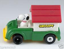 Vintage Peanuts Snoopy In Dog House C24 Aviva Hasbro Die Cast Made In Hong Kong