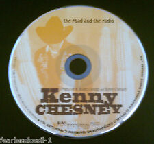 The Road and the Radio by Kenny Chesney (CD, Nov-2005, BNA) FREE SHIPPING