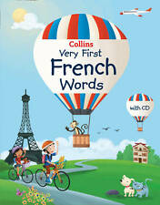 Collins Very First French Words PB 2012 Out of Print    AS NEW