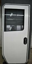 Dometic Aufbautür Wohnmobil Reisemobil mit Montagerahmen, Fenster und Rollo