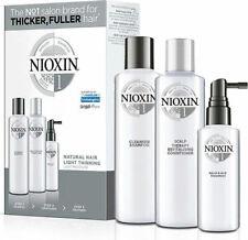 NIOXIN System Full Size Kit - Shampoo 300ml/ Conditioner 300ml/Treatment 100ml