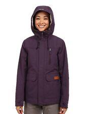 NWT Oakley Women's Half Moon Jacket Ski Purple Shade Size XL