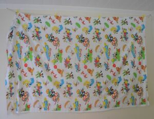 Disney Vintage Bed Sheet