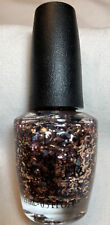 Opi Nail Lacquer, Black Label, Rare, Unopened, Two Wrongs Don't Make A Meteorite