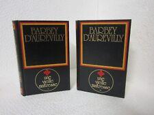 Une vieille maitresse.En 2 volumes.Jules BARBEY d'AUREVILLY.Famot  B001