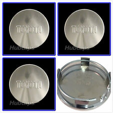 4X NEW For TOYOTA TUNDRA Tacoma Sequoia Chrome Wheel Center Cap C32C-TOY 3.25''
