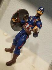 Marvel Legends Thanos BAF CAPTAIN AMERICA Age of Ultron