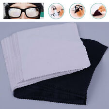 30x Microfiber EyeGlasses Cloths Camera Lens Phone Screen Cleaning Wipes 15x15cm
