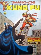 Shang-Chi - Maestro del Kung Fu n.  2  Serie Gigante * ed. Corno FU03