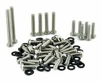 STAINLESS STEEL FAIRING BOLT KIT + WASHERS FOR BMW R1100RT