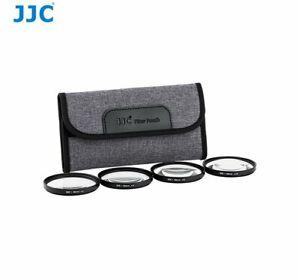 JJC F-C55K 55mm Close-Up Macro Filter Pack 4 filter w/ bag (+2, +4, +8, +10)