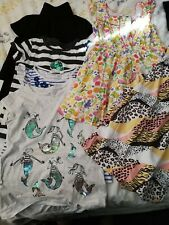 Bundle of girl's clothes Age 7/8 H&M/Monsoon/M&S/ George/Next vgc