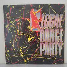 "Various–Reggae Dance Party (Vinyl 12"" LP Compilation)"