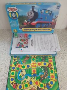 Thomas&Friends Windy Day Rescue Game Complete 2007