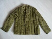 ORIGINAL RUSSIAN SOVIET MILITARY WW2 WINTER JACKET TELOGREIKA FUFAIKA SiZE S