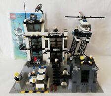 LEGO® 7237 POLICESTATION BA FIGUREN POLIZIST CITY TOWN AUTO POLIZEI HUBSCHRAUBER