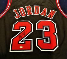 Michael Jordan Signed Jersey w/ COA Autographed